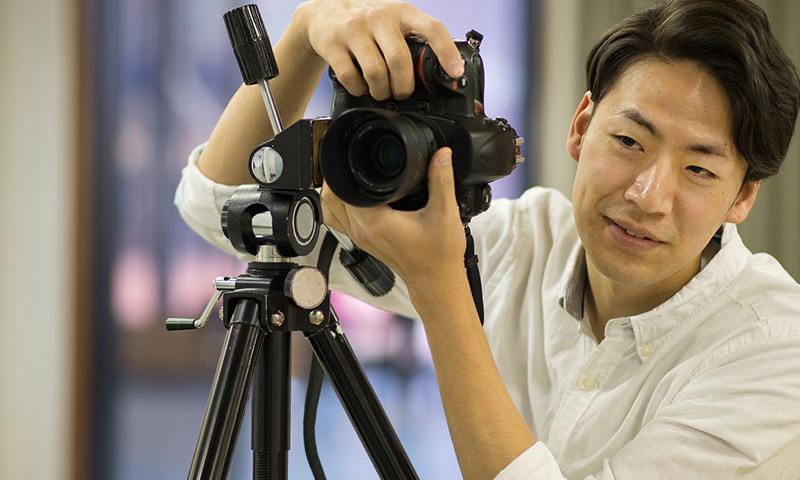 特典①プロカメラマンによる写真撮影